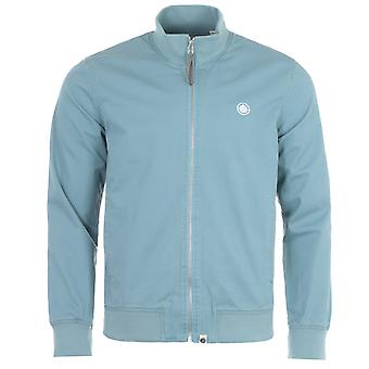 Pretty Green Saracen Track Jacket - Blue