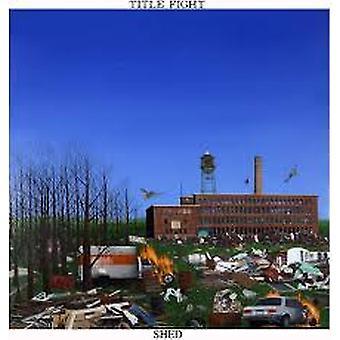 Combat de titre - Shed Vinyl