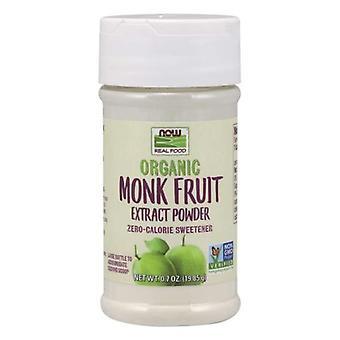 Now Foods Organic Monk Fruit Ext Powder, 0.7 أوقية
