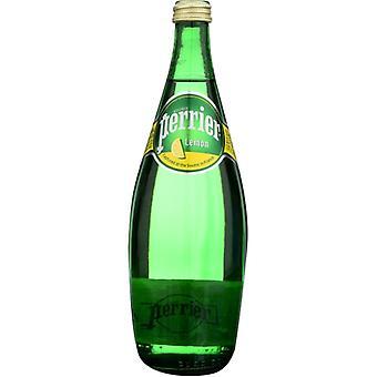Perrier Water Sprkl Lemon, Case of 12 X 25 Oz