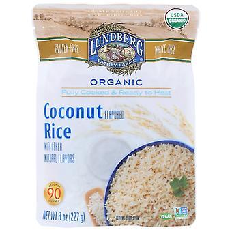 Lundberg Rice Coconut Org, Case of 6 X 8 Oz