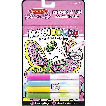Melissa & Doug Magicolor Colouring Pad