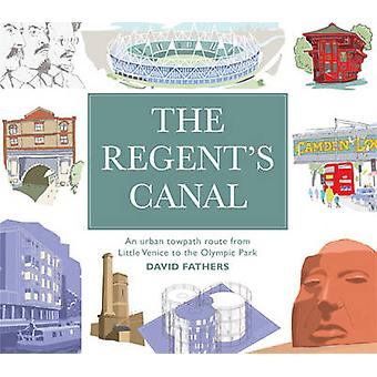 The Regents Canal von Fathers & David