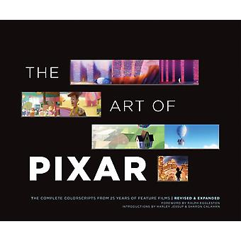 Art of Pixar The Complete Color Scripts from 25 Years of Feature Films by PixarChronicle Books