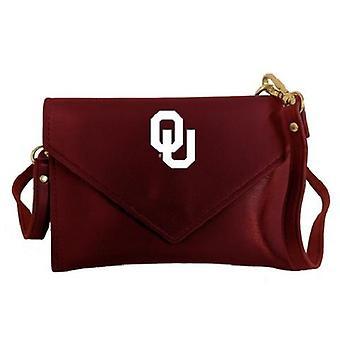Oklahoma tidigare NCAA Kara Crossbody Handväska