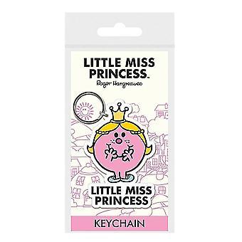 Mr Men Little Miss Princess Keyring