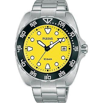 Pulsar - Wristwatch - Men - Quartz - PS9675X1