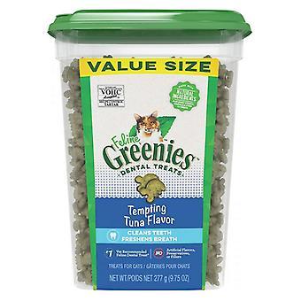 Greenies Feline Dental Treats Tempting Tuna Flavor - 9.75 oz
