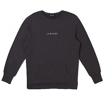 Pink Dolphin Classic Sweatshirt Charcoal