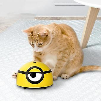 Cat toys intelligent escaping toy cat dog automatic walk interactive toys for kids pets infrared cat toys