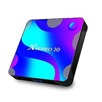 X88pro slimme set-top box mediaspeler rk3188 4k dual 2.4g/5g wifi draadloos netwerk tv box android
