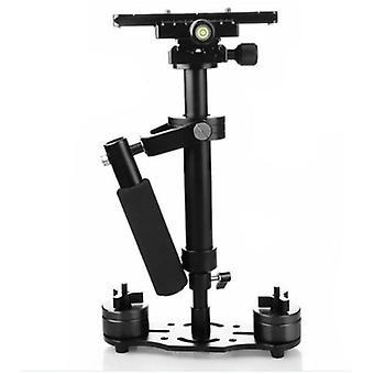 Pro tartós alumínium S40 kézi stabilizátor a Canon 5d2 Dslr videokamera