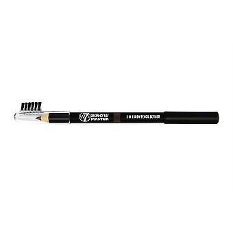 W7 Brow Master penna brun