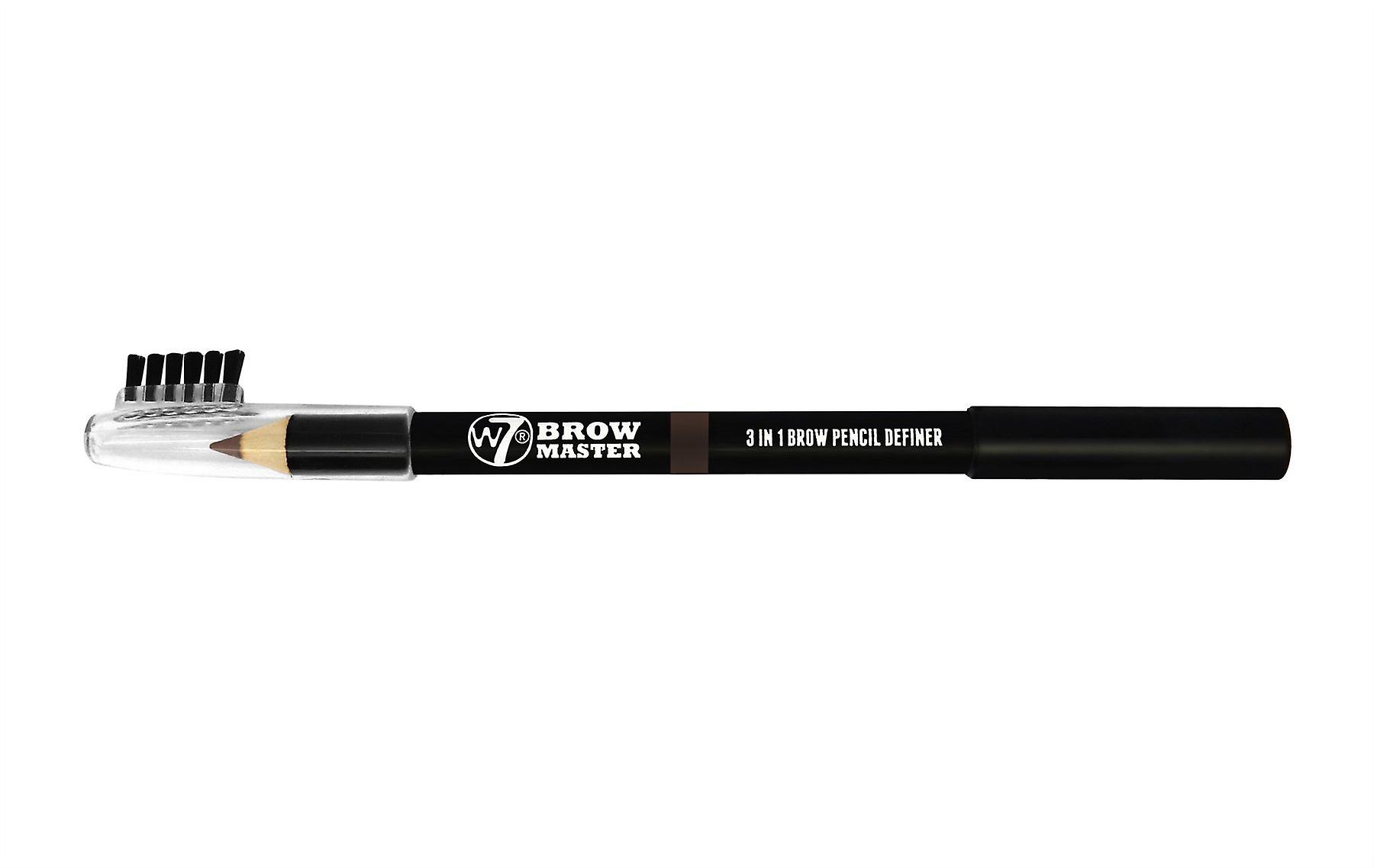 W7 Brow Master Pencil RED/BROWN