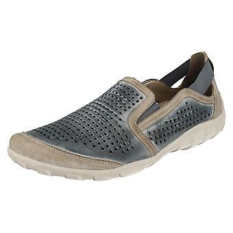 Dames Casual Remonte Slip op schoenen R3425