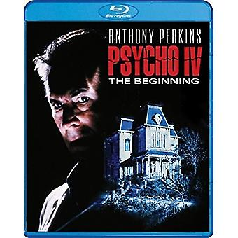 Psycho IV – Der Anfang [Blu-Ray] USA importieren