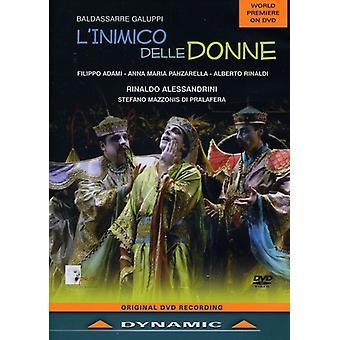 B. Galuppi - L'Inimico Delle Donne [DVD] USA import