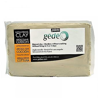 Pebeo Gedeo Air Hardening Modelling Clay 1.5kg Stone