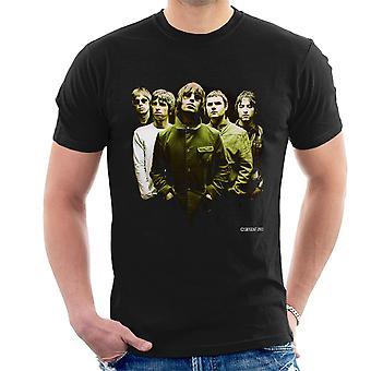 Oasis yhtyeen Liam Noel Gallagher Miesten t-paita