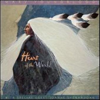 Mary Youngblood - Heart of the World [CD] USA import