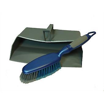 Pelle à poussière et Brush Set