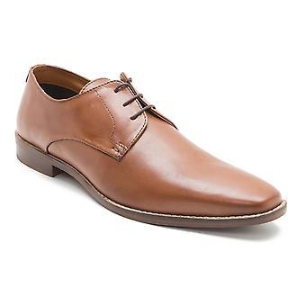 Byrokratiaa Hopton miesten ruskea nahan Gibson kengät