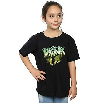 Harry Potter Girls Magisches Wald-T-Shirt