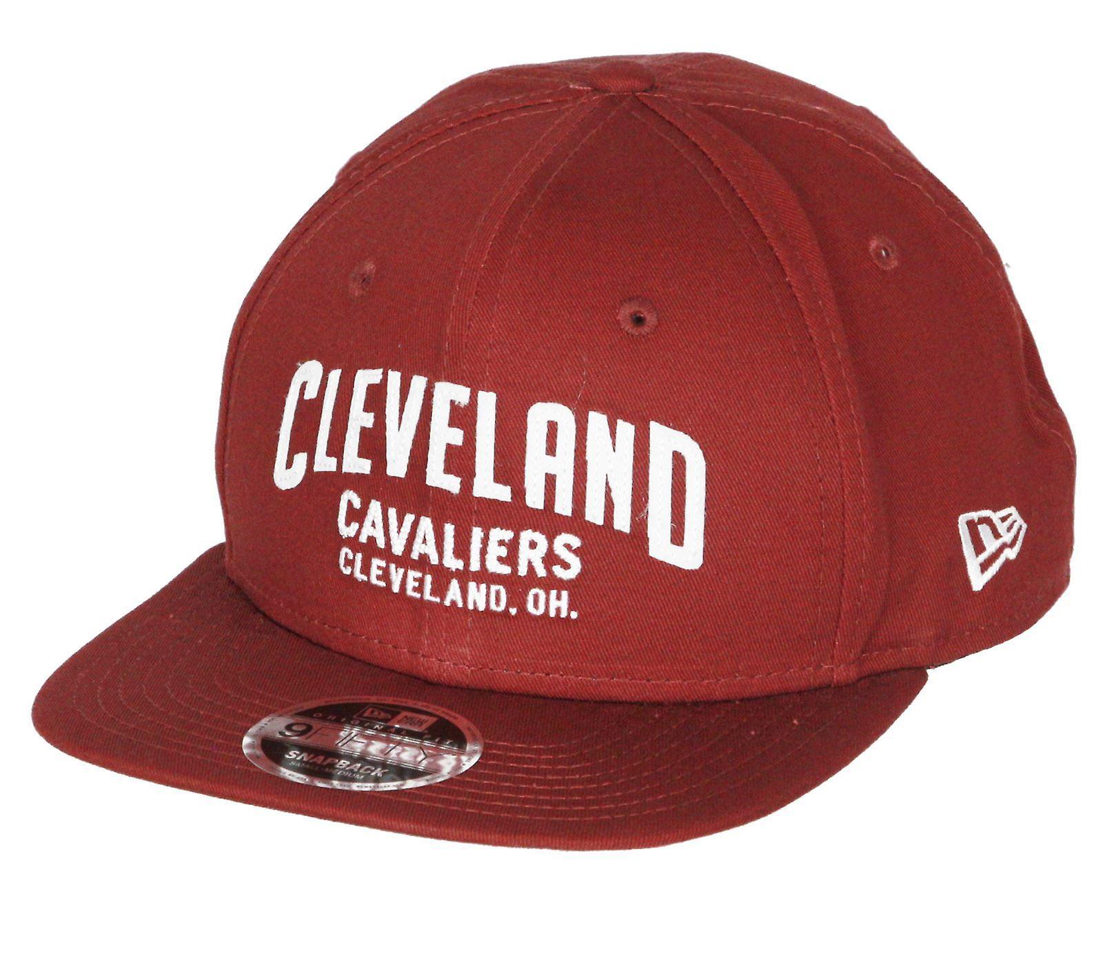 New Era Felt Script 9Fifty Cap ~ Cleveland Cavaliers