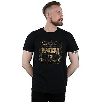 Pantera Men's 101 Proof Live T-Shirt