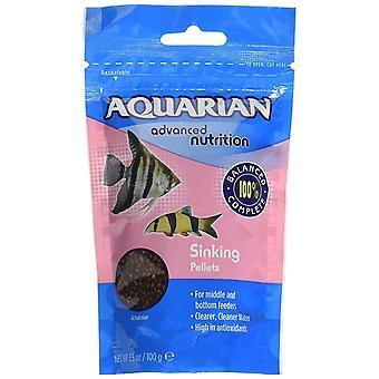 Aquarian langsomt synkende Pellet 100 g