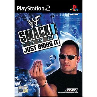 WWF Smackdown Just Bring It (PS2) - Neu