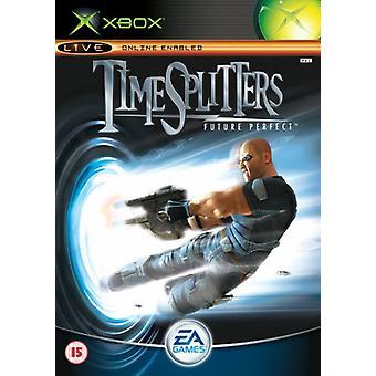 TimeSplitters Future Perfect (Xbox)-nieuw