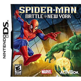 Spider-Man Origins Battle for New York (Nintendo DS) - Fabrik versiegelt