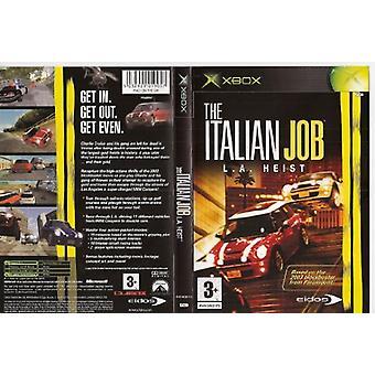 The Italian Job La Heist - New