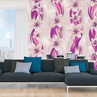 Papier peint - Lilac Stream