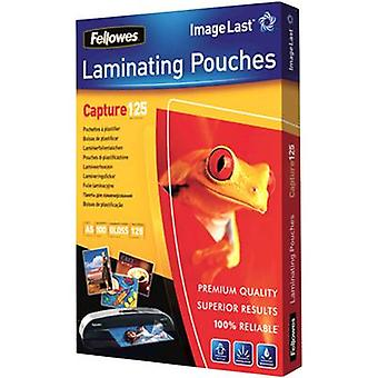 Fellowes Laminate sheet A5 125 micron glossy 100 pc(s)