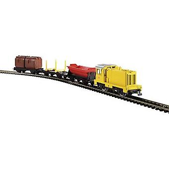 Piko H0 57090 Piko 57090 H0 myTrain® DB Diesel Engine + Goods Wagons Beginners Set