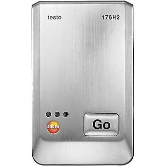 testo 176 H2 Multi-channel data logger Unit of measurement Temperature, Humidity -40 up to 70 °C 0 up to 100 RH