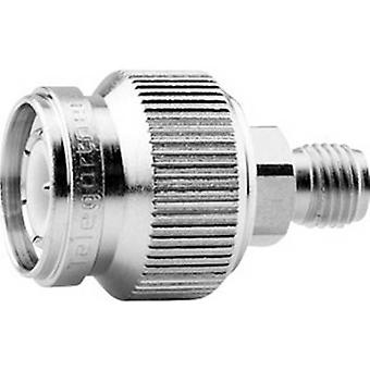 Telegärtner J01019A0032 Coax adapter TNC plug - SMA socket 1 pc(s)