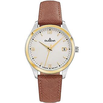 Dugena watch traditional classic safe woman 4460865