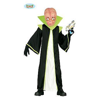 Guirca alien costume for kids of alien child costume