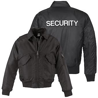 Brandit Herren Blouson Security CWU