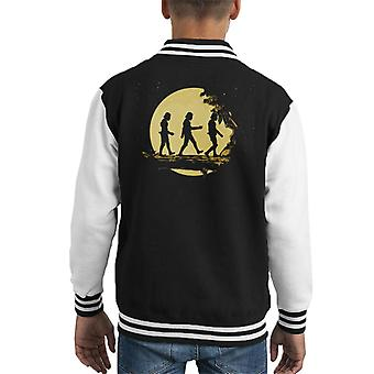 Original Stormtrooper Wald Moonlight Kid Varsity Jacket
