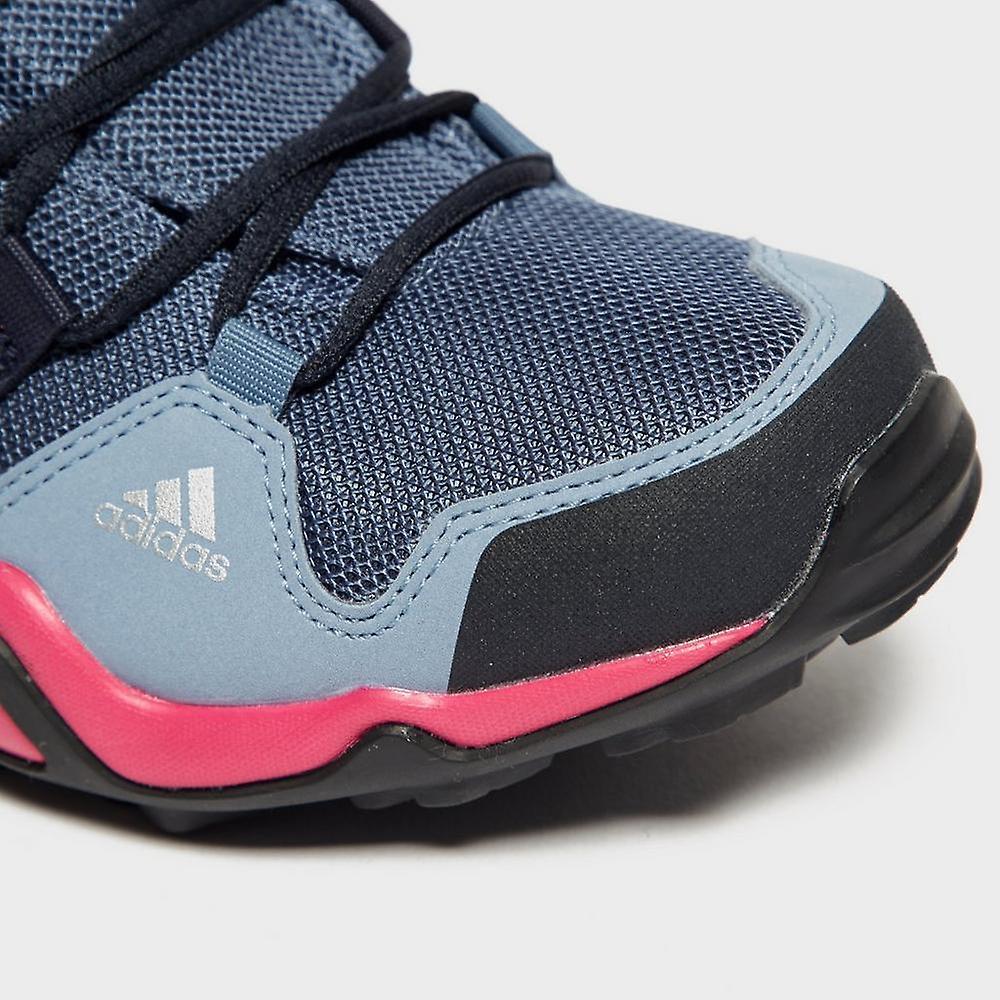 Ny Adidas Kids Terrex AX2R GTX vanntett mid sko rosa