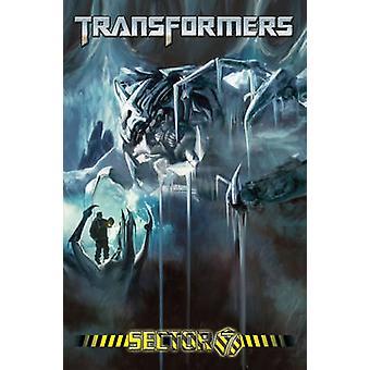 Transformers Sector 7 by John Barber & By artist Joe Suitor