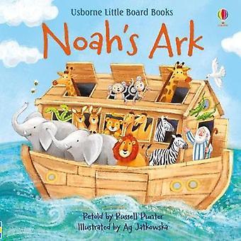Arche de Noé de l'arche de Noé - livre 9781474950572