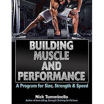 Renforcement musculaire et la Performance par Nick Tumminello - Bo 9781492512707