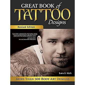 Stora boken om tatuering mönster - mer än 500 Bodyart Designs (reviderad