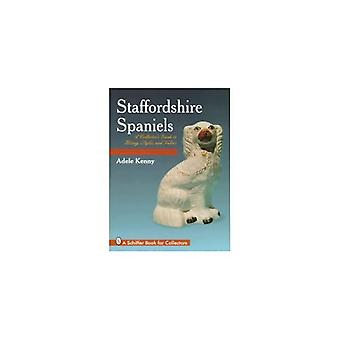 Staffordshire Spaniels by Adele Kenny - 9780764302169 Book
