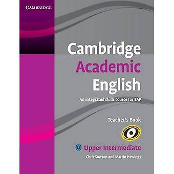 Cambridge Academisch Engels B2 bovenste tussenliggende Teacher's boek - een I